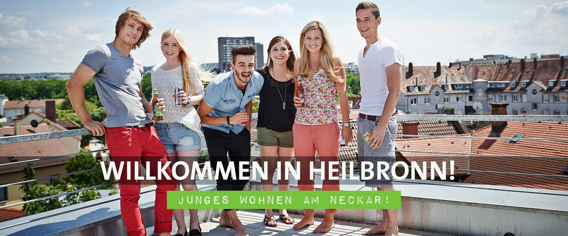 Junges Wohnen in Heilbronn am Neckar